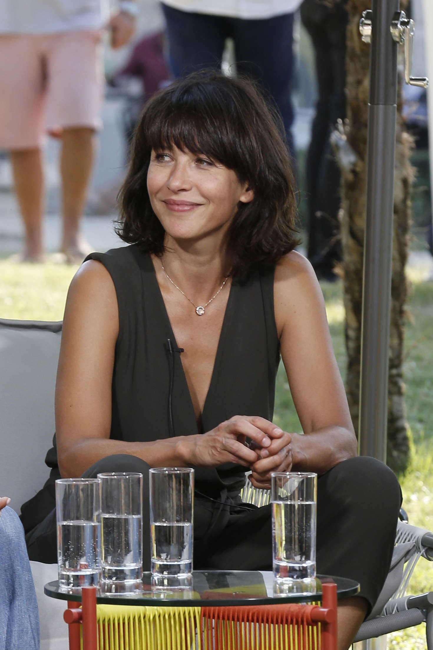 Sophie Marceau 2016 Angouleme French Speaking Film
