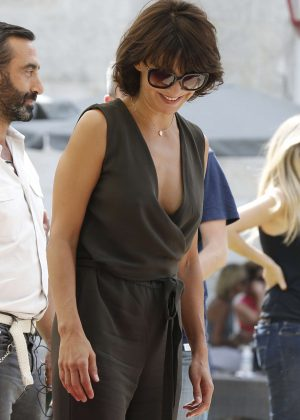 Sophie Marceau - 2016 Angouleme French-Speaking Film Festival in France
