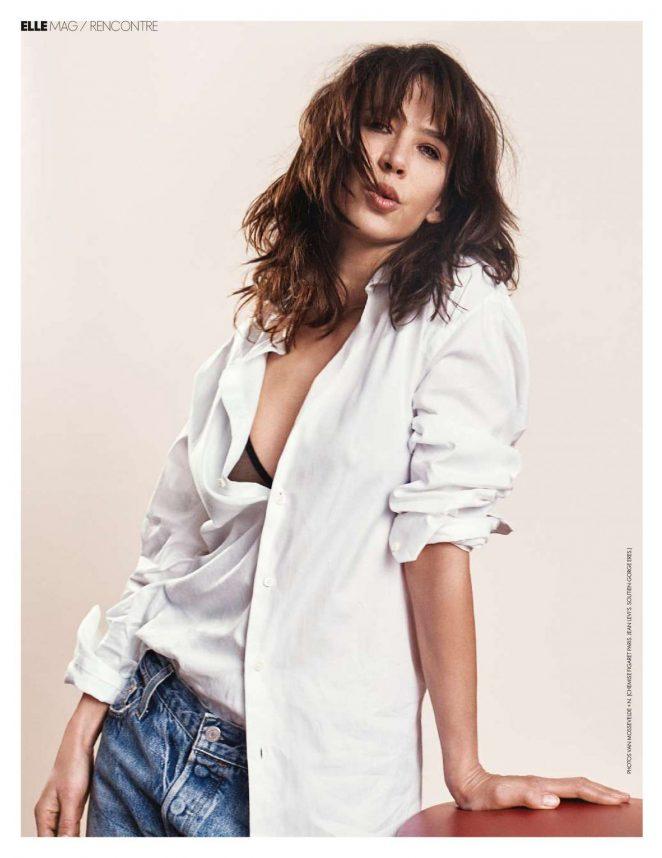 Sophie Marceau - Elle Magazine (February 2018)
