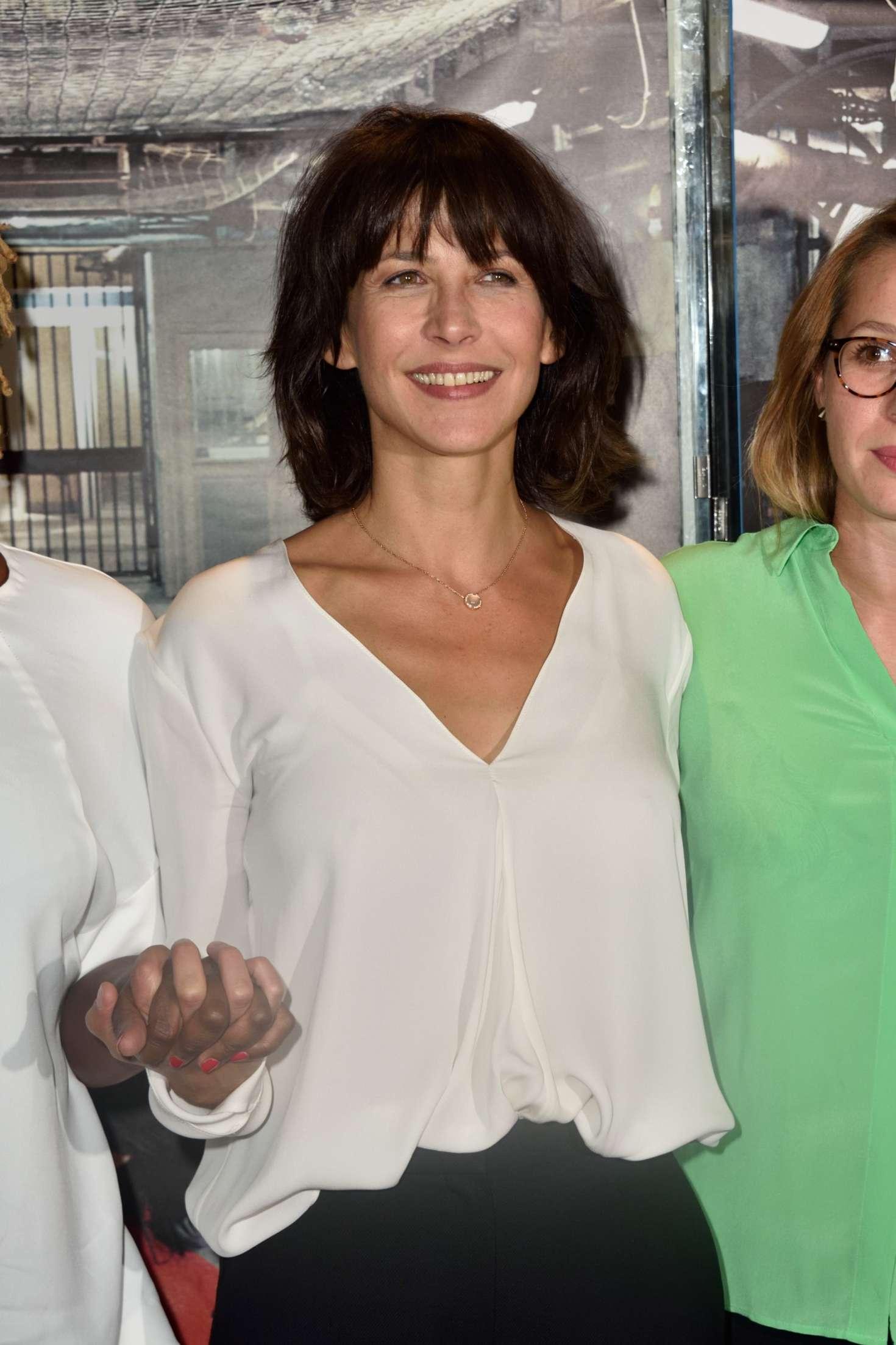 Sophie Marceau - 'Jailbirds' Premiere in Paris