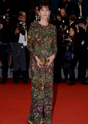 Sophie Marceau - 'Mountains May Depart' Premiere in Cannes