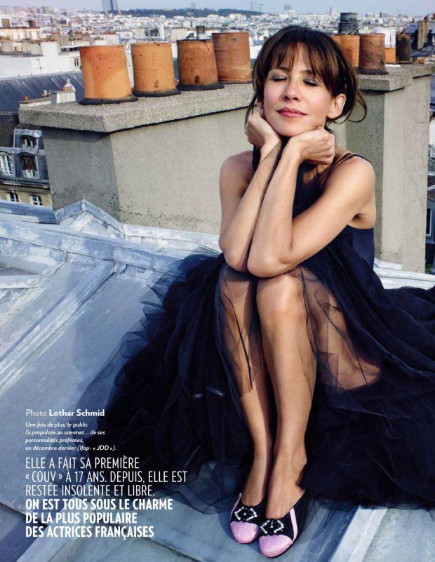 Sophie Marceau - Paris Match Magazine (June/August 2019)