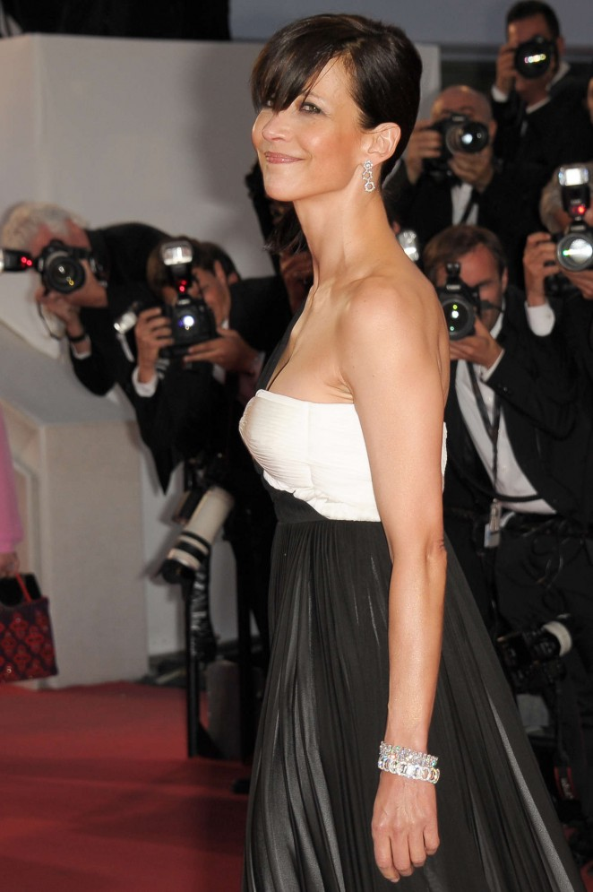 "Sophie Marceau - ""The Sea Of Trees"" Premiere in Cannes"