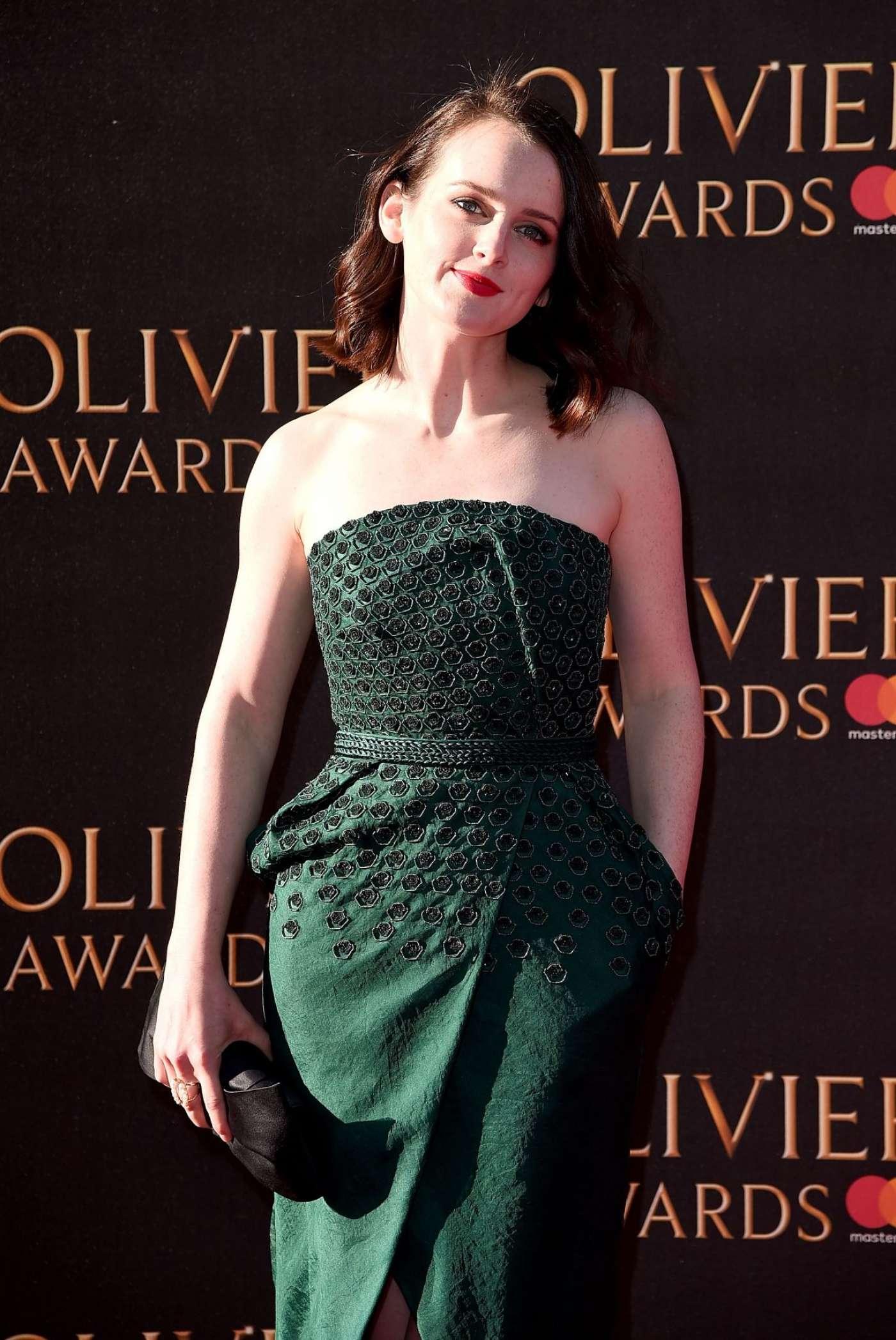 Sophie McShera - 2017 Olivier Awards in London