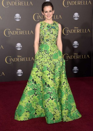 "Sophie McShera - ""Cinderella"" Premiere in Hollywood"