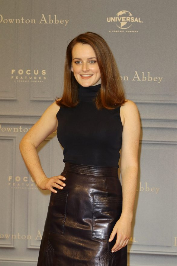 Sophie McShera - 'Downton Abbey' Photocall in Hamburg