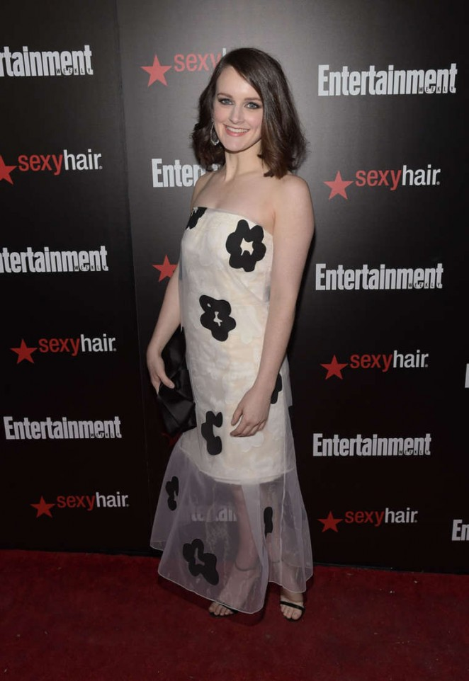 Sophie McShera - Entertainment Weekly's 2015 SAG Awards Nominees in LA