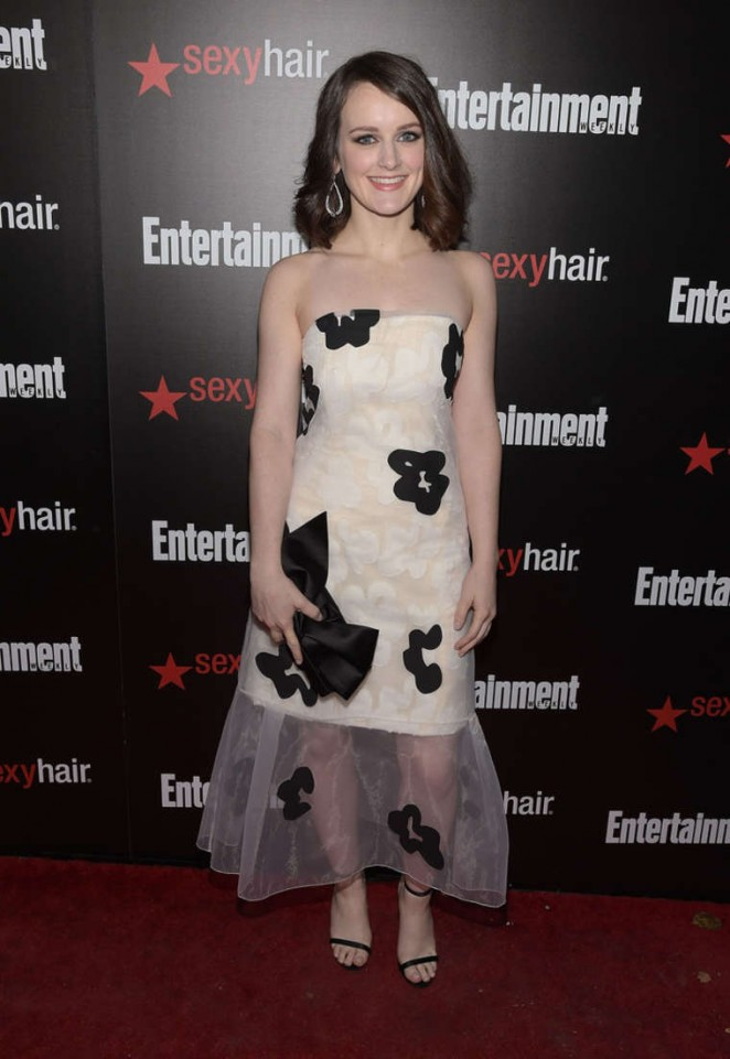 Sophie McShera: Entertainment Weeklys 2015 SAG Awards Nominees -04 - GotCeleb