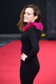 Sophie McShera - Red carpet at Downton Abbey Premiere in London