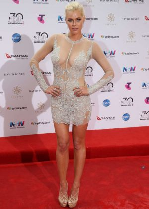 Sophie Monk - 2016 ARIA Awards in Sydney