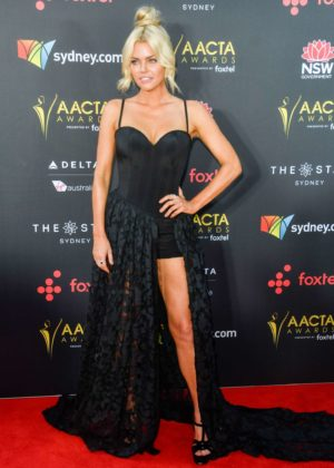 Sophie Monk - 2017 AACTA Awards in Sydney