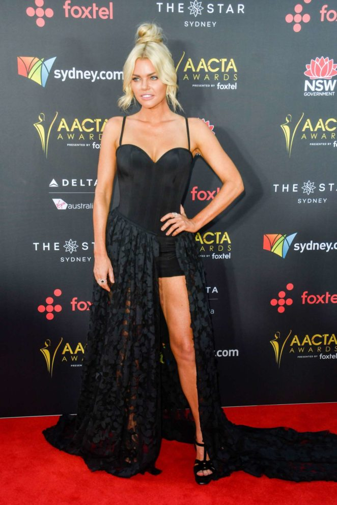 Sophie Monk - 2017 AACTA Awards in Sydney