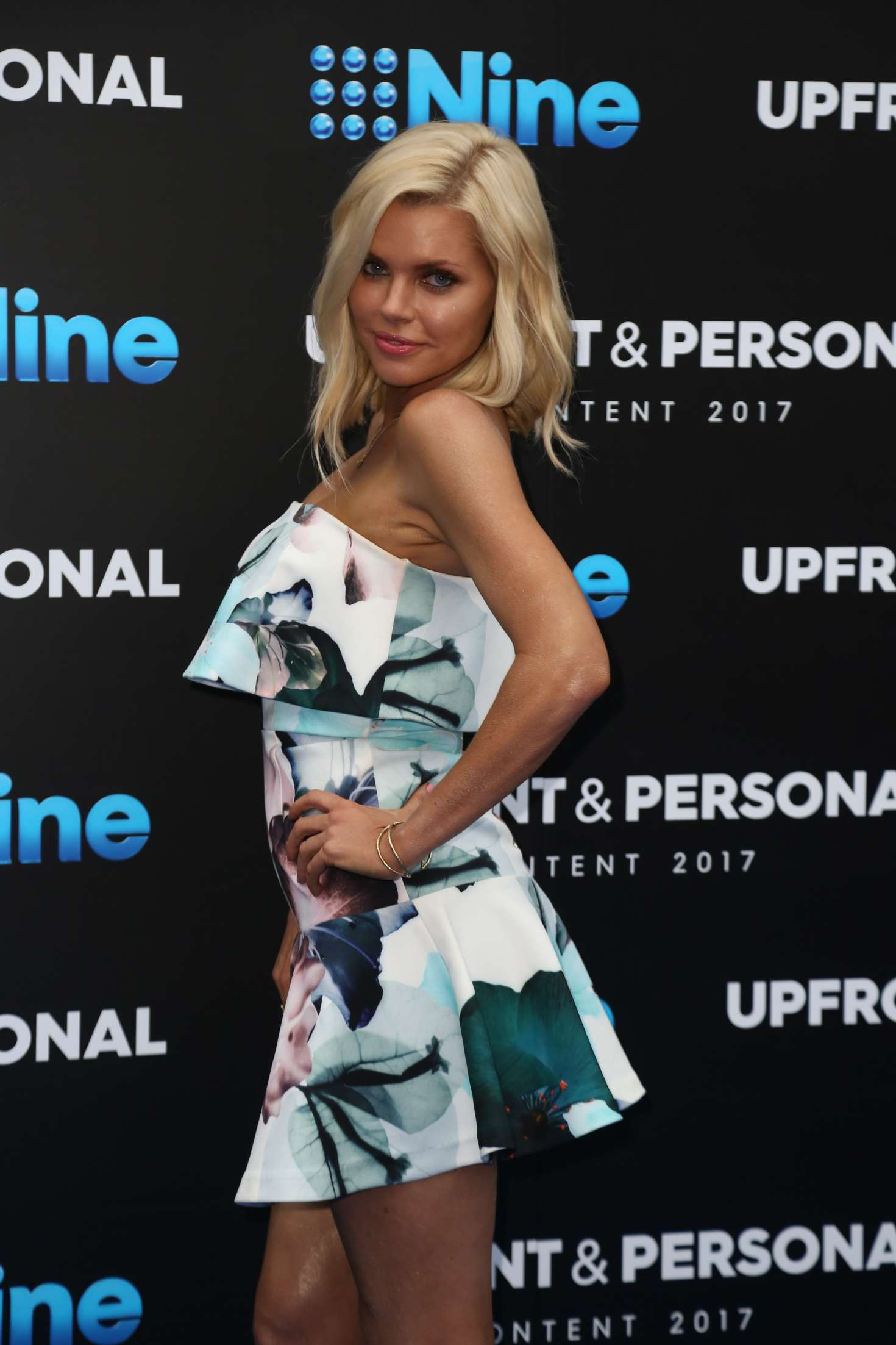 sophie monk  u2013 channel nine upfront and personal content