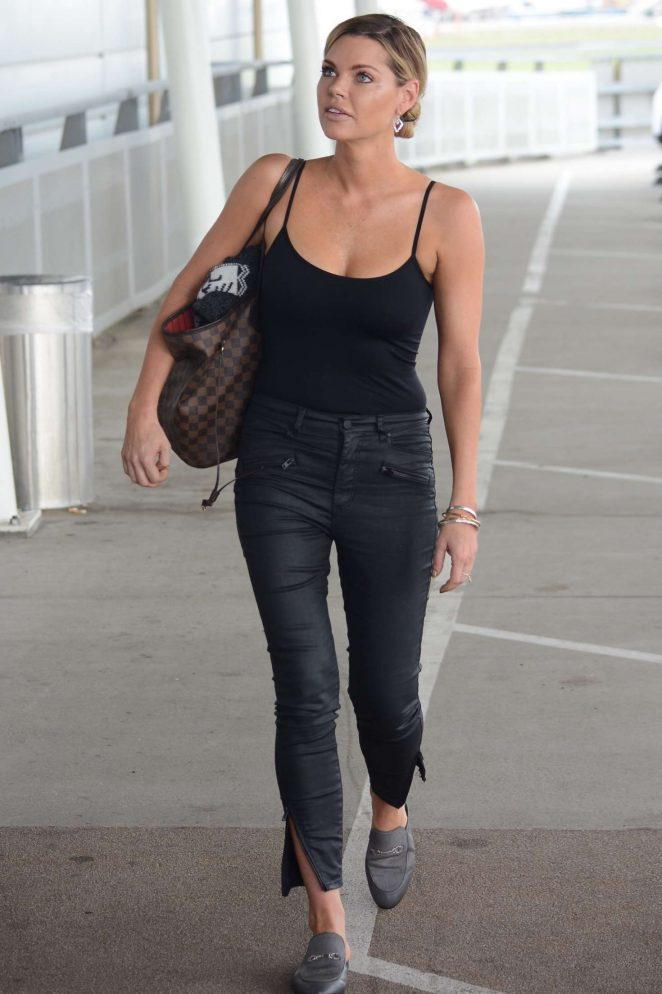 Sophie Monk - Jetting out of Sydney