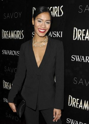 Sophie Okonedo - Dreamgirls Press Night in London