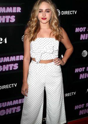 Sophie Reynolds - 'Hot Summer Nights' Screening in Los Angeles