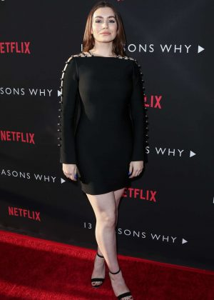 Sophie Simmons - '13 Reasons Why' TV Series Premiere in Los Angeles