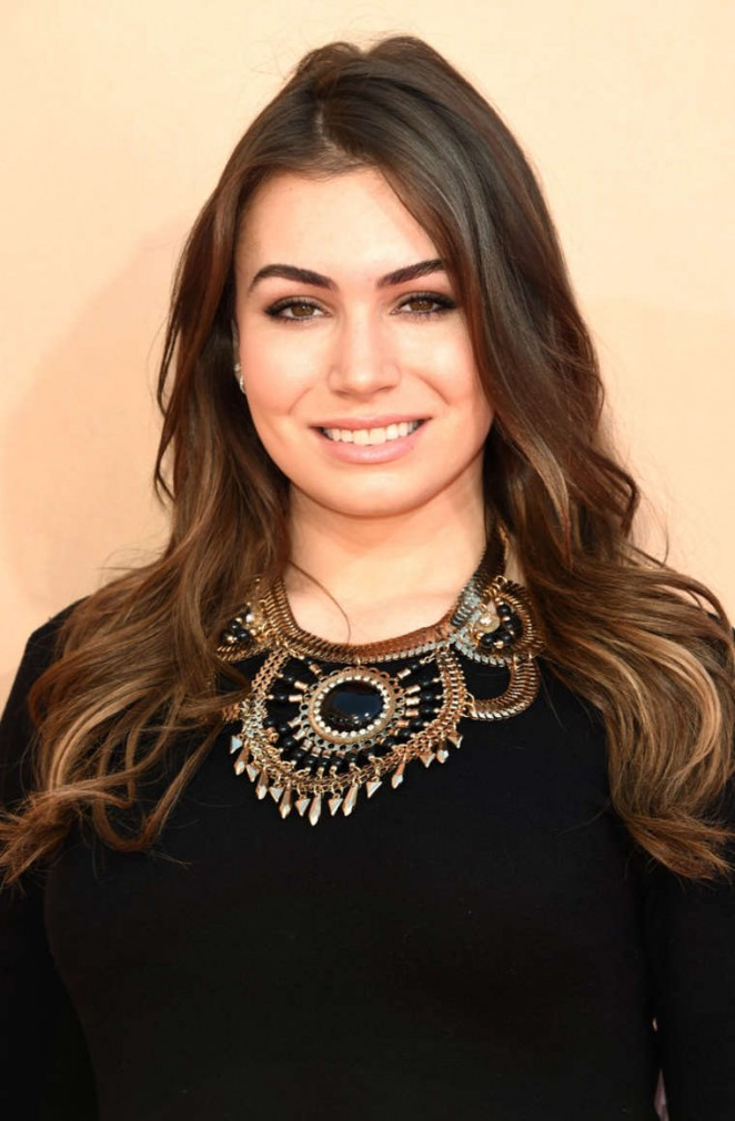 Sophie Simmons - 2015 iHeartRadio Music Awards in LA