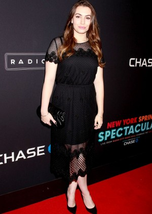 Sophie Simmons - 2015 New York Spring Spectacular in NYC