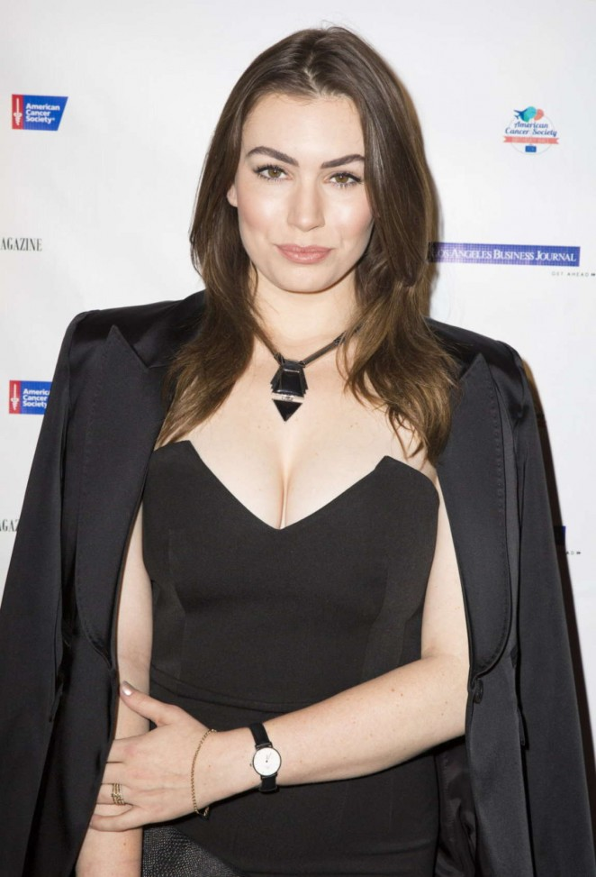 Sophie Simmons - American Cancer Society's Birthday Ball in Beverly Hills
