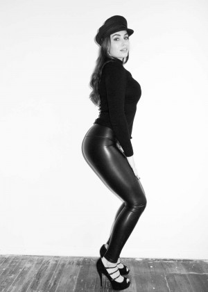 Sophie Simmons by Terry Richardson Photoshoot 2015