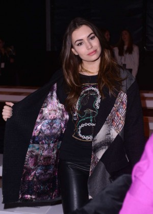 Sophie Simmons - Custo Barcelona Fashion Show 2015 in NYC