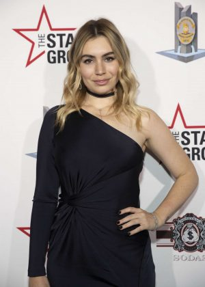 Sophie Simmons - Heroes For Heroes: LAPD Memorial Foundation Celebrity Poker Tournament