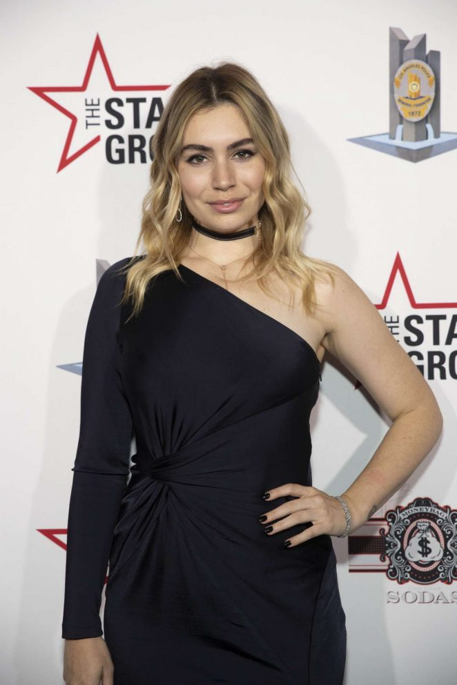 Sophie Simmons – Heroes For Heroes: LAPD Memorial Foundation Celebrity Poker Tournament