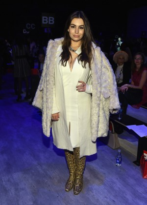 Sophie Simmons - Son Jung Wan Fashion Show 2015 in NYC