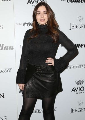 Sophie Simmons - 'The Comedian' Screening in New York