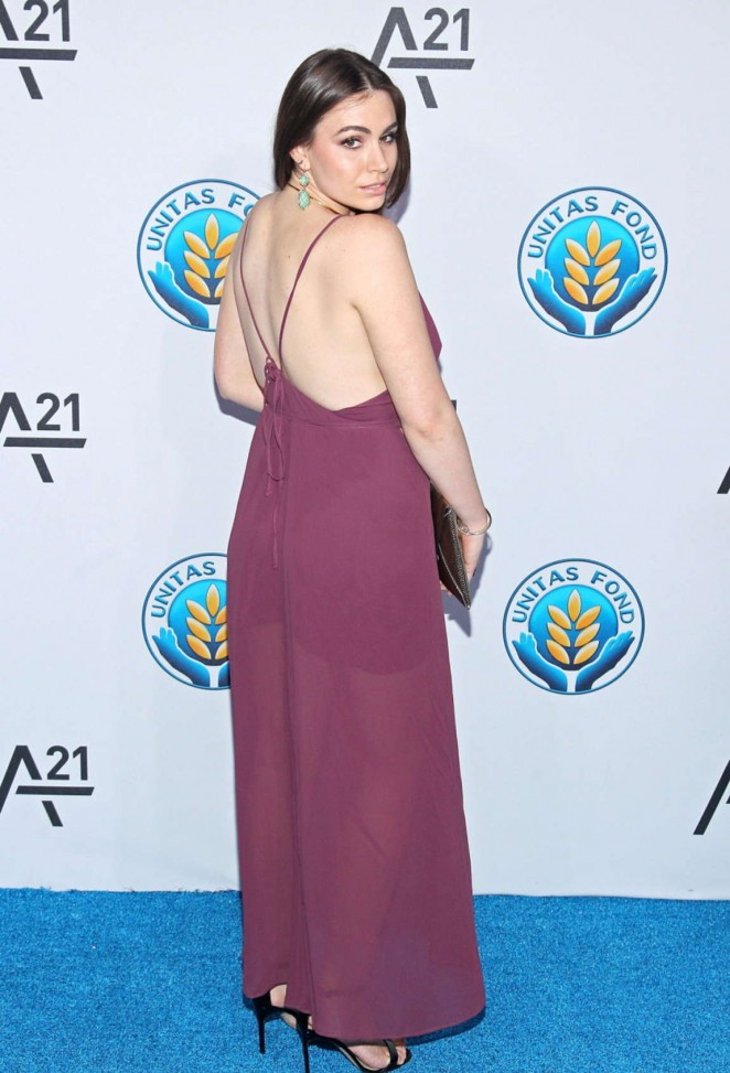 Sophie Simmons: Unitas Gala Against Sex Trafficking -05