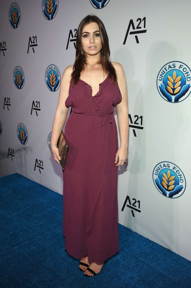 Sophie Simmons: Unitas Gala Against Sex Trafficking -13