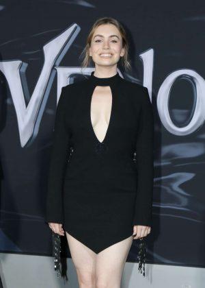Sophie Simmons - 'Venom' Premiere in Los Angeles
