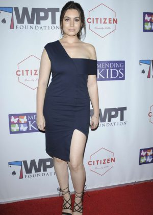 Sophie Simmons - World Poker Tournament Presents 'Four Kings And An Ace' in LA