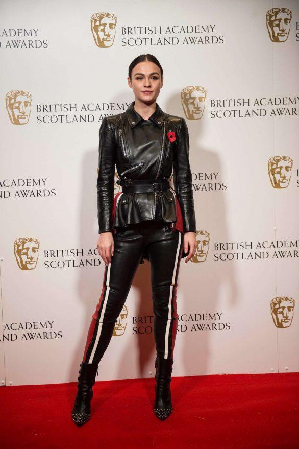 Sophie Skelton - 2019 BAFTA Scotland Ceremony in Glasgow
