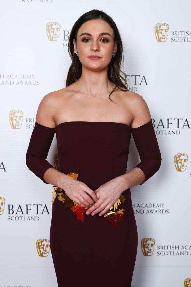 Sophie Skelton - British Academy Scotland Awards 2018 in Scotland