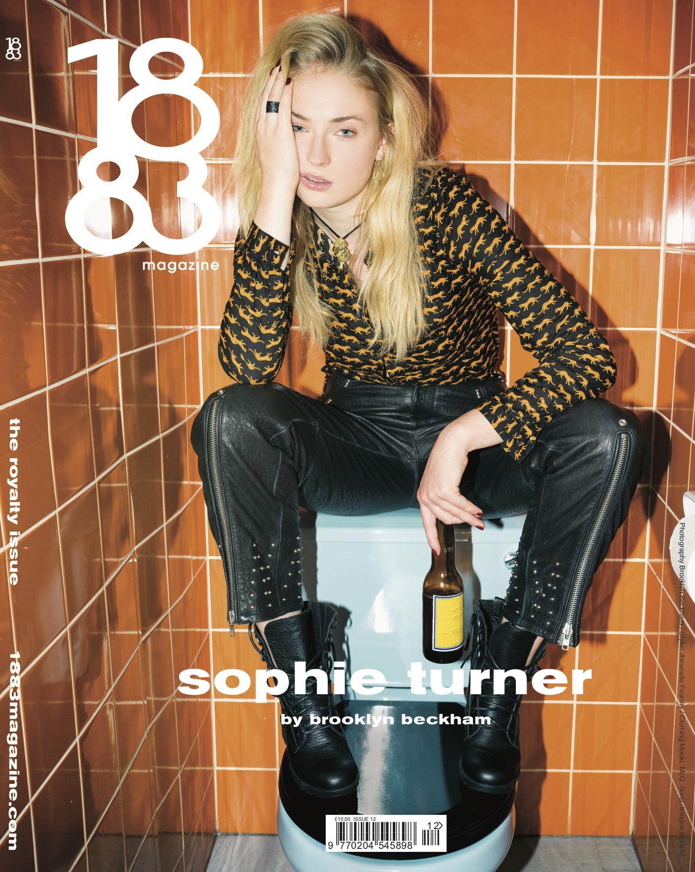 Sophie Turner - 1883 Magazine by Brooklyn Beckham (August 2018)