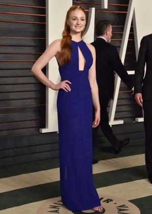 Sophie Turner - 2016 Vanity Fair Oscar Party in Beverly Hills