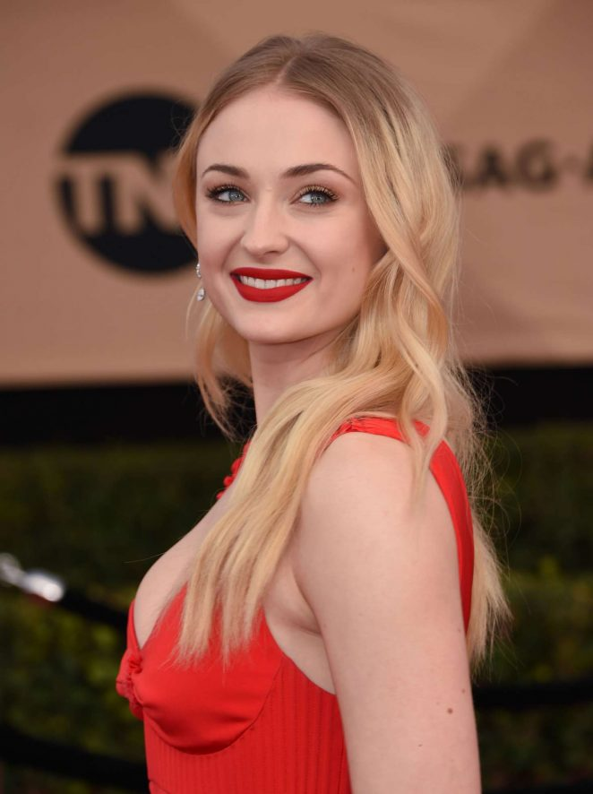 Sophie Turner - 2017 Screen Actors Guild Awards in Los Angeles