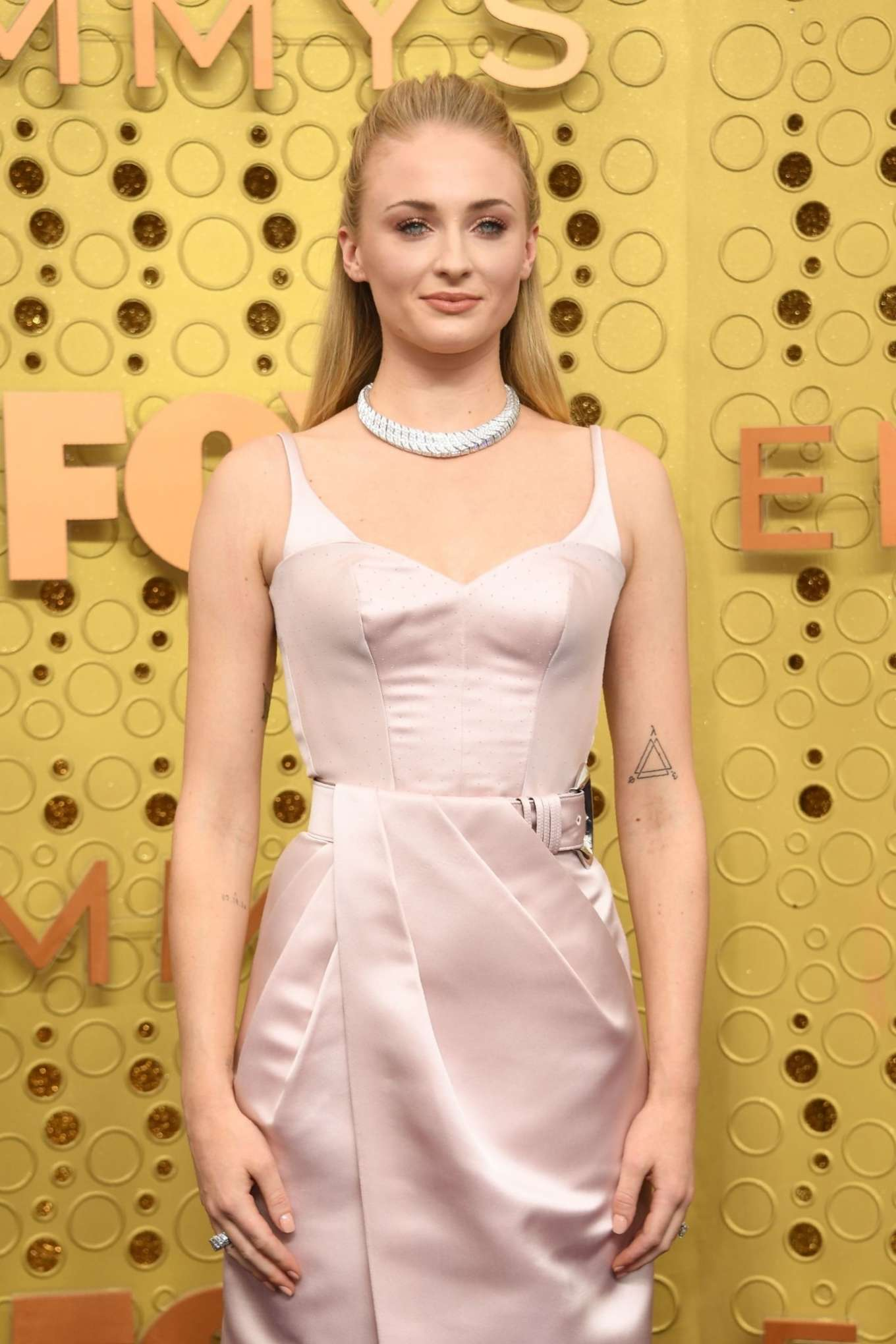 Sophie Turner - 71st Emmy Awards in Los Angeles