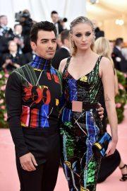 Sophie Turner and Joe Jonas - 2019 Met Gala in NYC