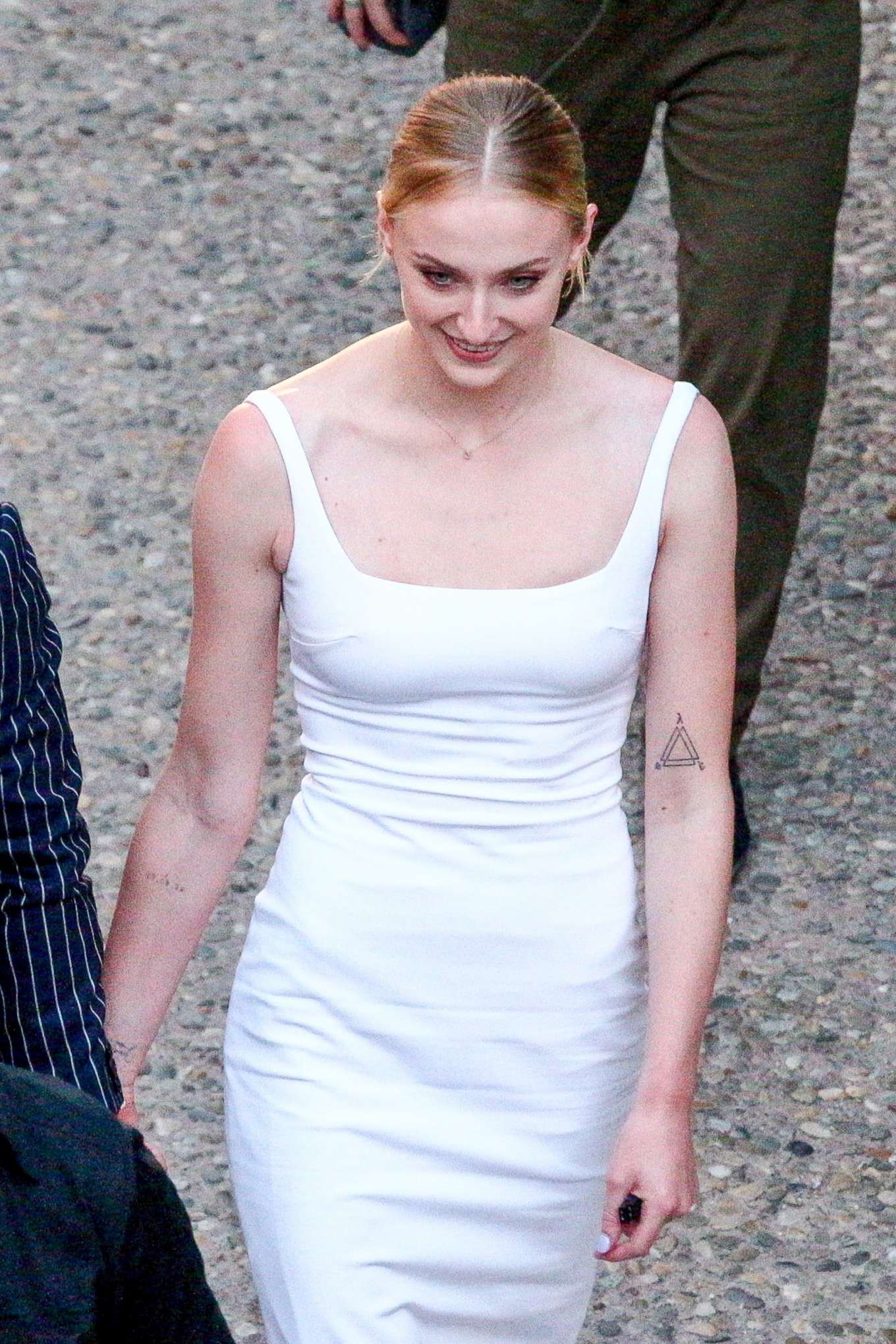 Sophie Turner and Joe Jonas - Enjoyed a pre-wedding party in the South Of France