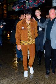 Sophie Turner and Joe Jonas - Out for SNL after party in New York