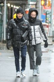 Sophie Turner and Joe Jonas - Out in New York