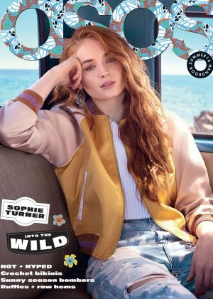 Sophie Turner - ASOS Magazine 2016 -09
