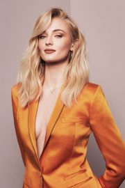 Sophie Turner by John Russo 2019 for 20th Century Fox Portraits