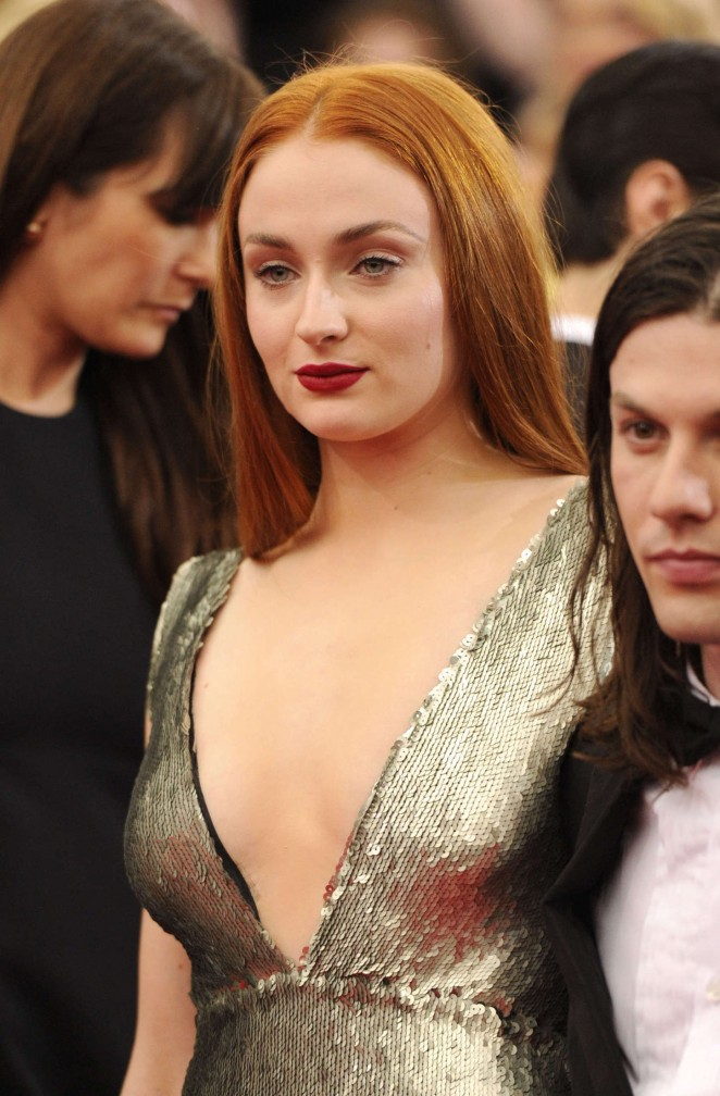 Sophie Turner – 'China: Through The Looking Glass' Costume Institute Benefit Gala in NYC