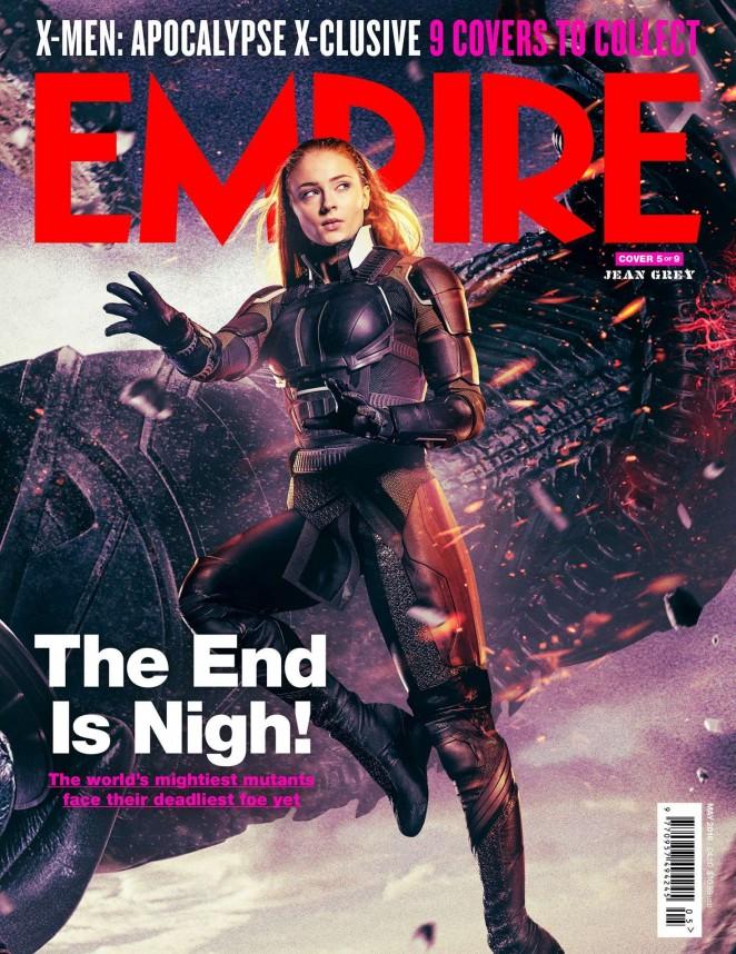 Sophie Turner – Empire UK Magazine (May 2016)