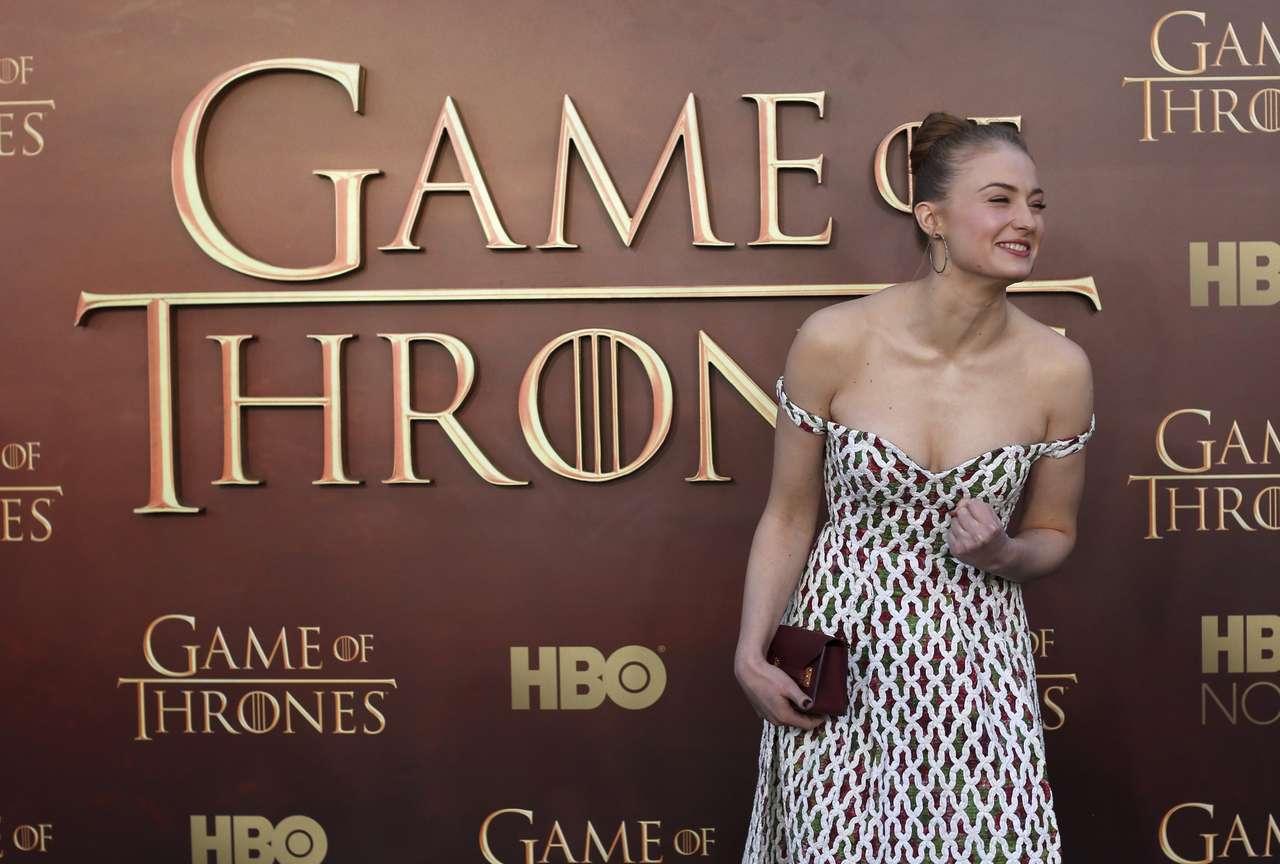 Sophie Turner: Game of Thrones Season 5 San Francisco