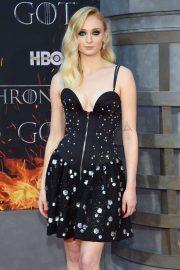Sophie Turner - 'Game of Thrones' Season 8 Premiere in New York